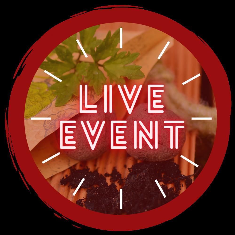 "Live Event ""Samenbomben herstellen"""